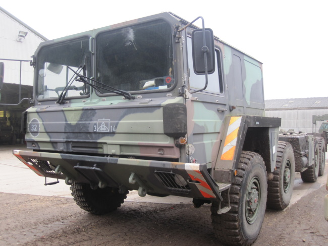 MAN CAT A1 Military  8x8 Tractor units | used military vehicles for sale