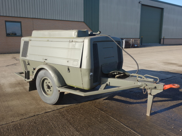 Atlas copco compressor | used military vehicles, MOD surplus for sale