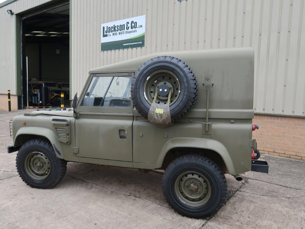 Land Rover Defender 90 Wolf RHD Hard Top (Remus) - 50306 |  EX.MOD direct sales