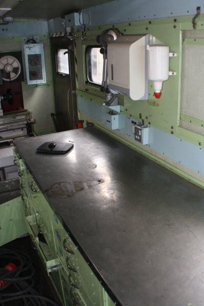 De - mountable workshop body | used military vehicles, MOD surplus for sale