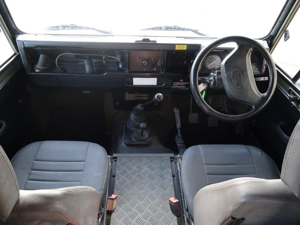 Land Rover Defender 130 Wolf Gun Bus  military for sale