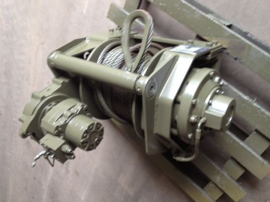 Hydraulic Winch Ulrich MWT  for sale. The UK MOD Direct Sales