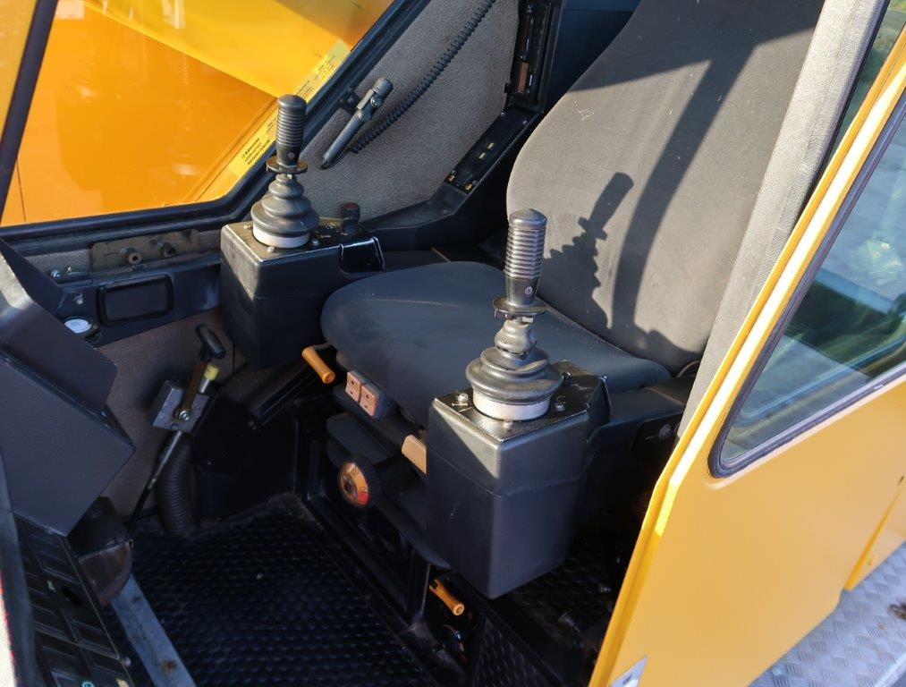 Liebherr LTM1120 120t all terrain mobile crane  military for sale