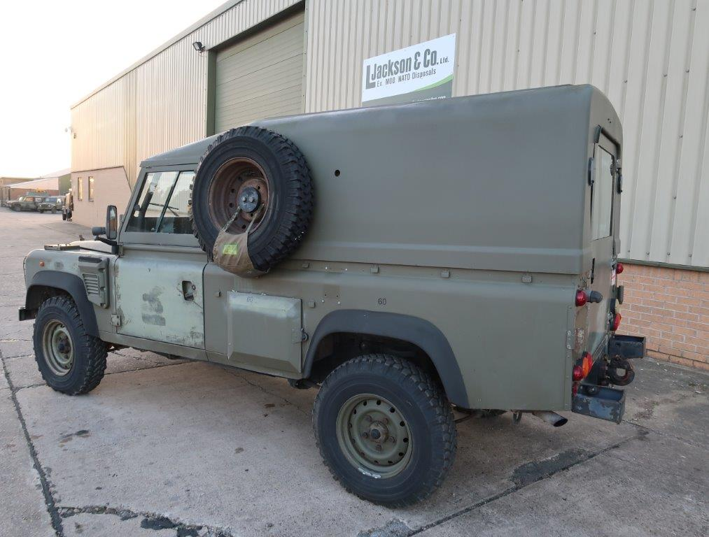 Land Rover Defender Wolf 110 RHD Hard Top (Remus) |  EX.MOD direct sales