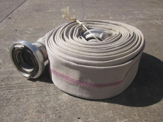 4� canvas hose Stortz Couplings | used military vehicles, MOD surplus for sale