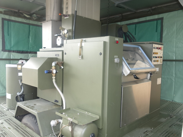 SERT RLS2000 Field Laundry Trailers  military for sale