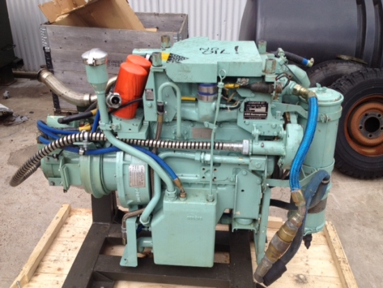 Perkins 4108 Diesel Engine  for sale. The UK MOD Direct Sales