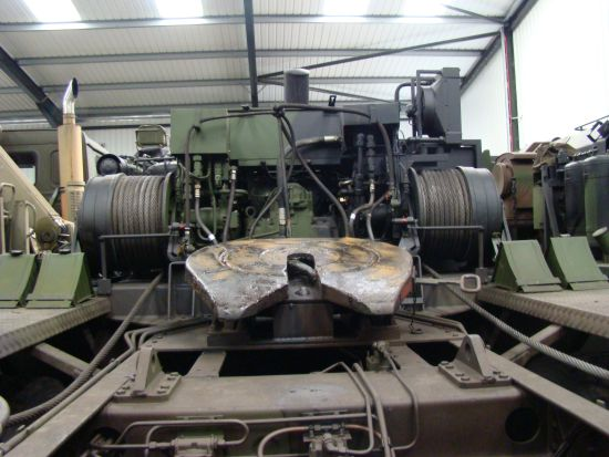 Faun Military SLT50-2  8x8 Tractor Trucks | used military vehicles, MOD surplus for sale