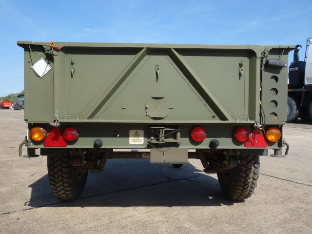 Penmann cargo trailer |  EX.MOD direct sales