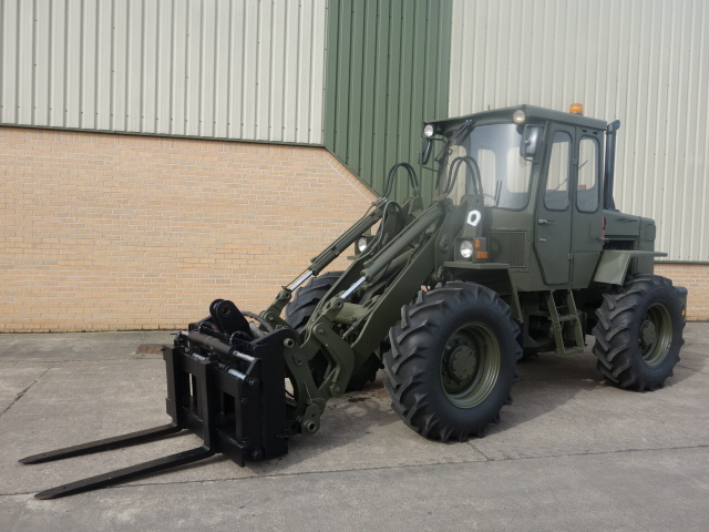 Volvo 4200 Loader for sale | military vehicles