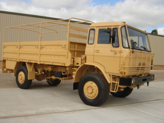 DAF YA4440 4x4 Drop Side Cargo Truck