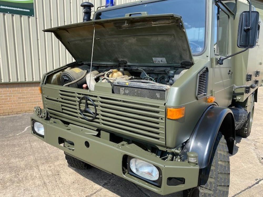Mercedes Unimog U1300L Ambulance turbo  military for sale