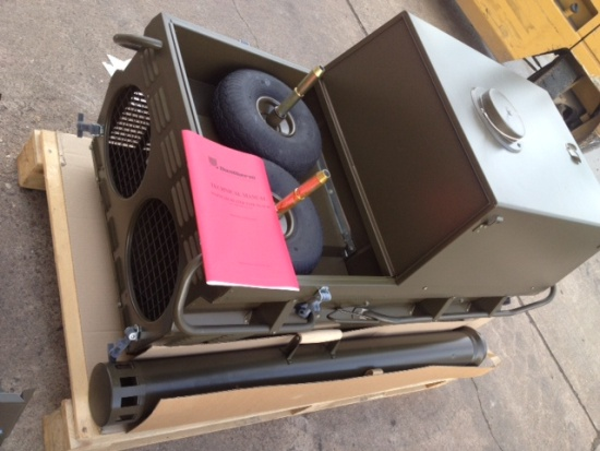 Dantherm VAM 40 portable heater for sale