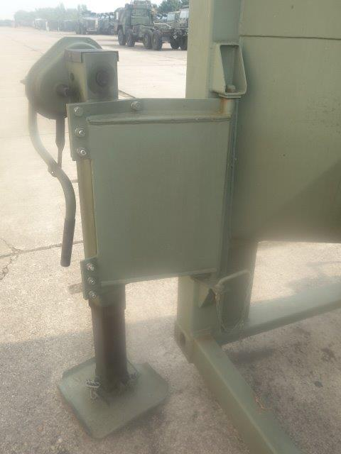 20FT ISO Potable Water Tank Containers  military for sale