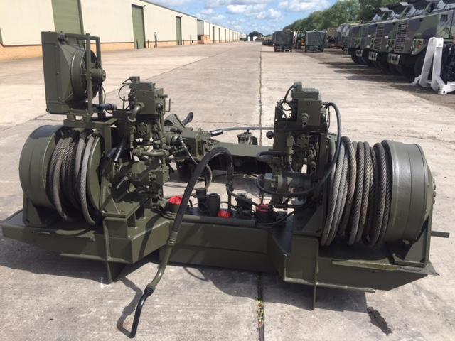 Rotzler Heavy Duty Dual Winch Unit  for sale