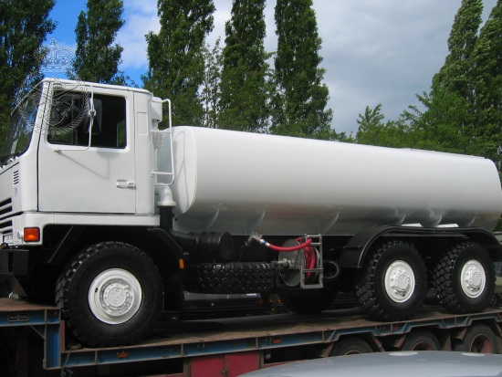 Bedford TM 6x6 14.000 lt tanker truck |  EX.MOD direct sales