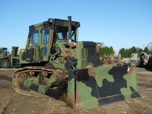 WAS SOLD Caterpillar D7G dozer 400 hrs