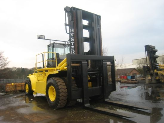 SOLD Hyster H48  Forklifts CONTAINER HANDLERS | used military vehicles, MOD surplus for sale