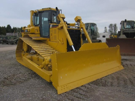 WAS SOLD Caterpillar D6R LGP  dozer