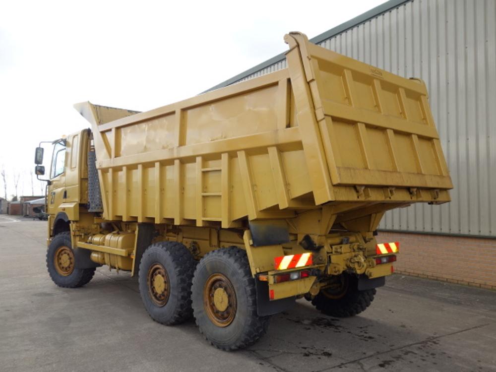 Foden 6x6 dump truck for sale