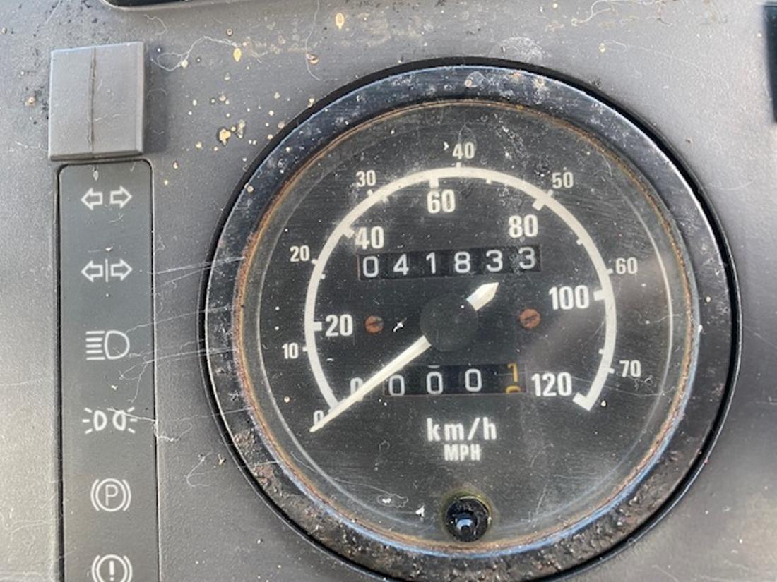 Leyland Daf 4x4 RHD crane truck  military for sale