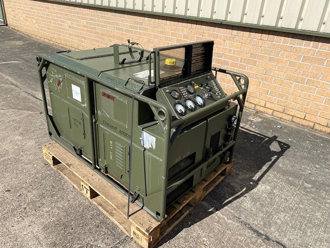 Lister Petter AirLog 5.6 KVA Diesel Generator
