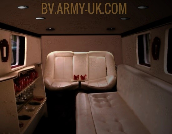 Used / Refurbished Hagglunds Bv206 VIP Executive -  tuning |  for sale