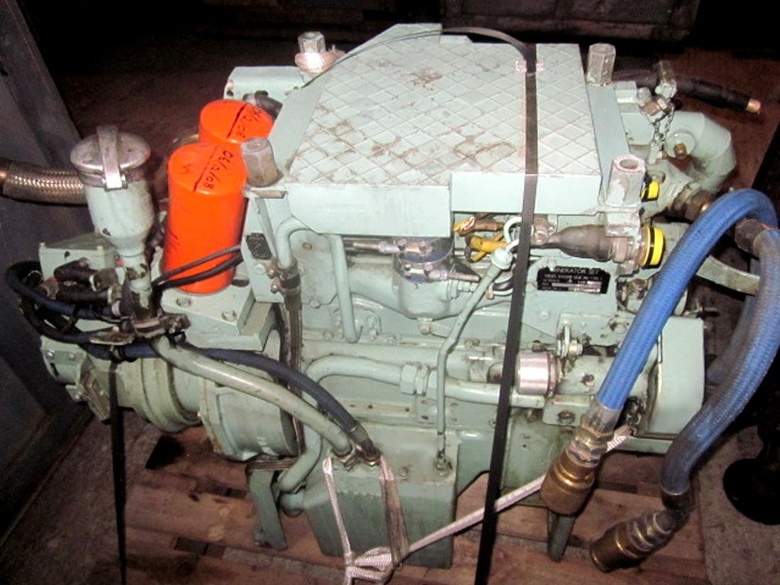 Perkins 4108 Diesel Engine | used military vehicles, MOD surplus for sale