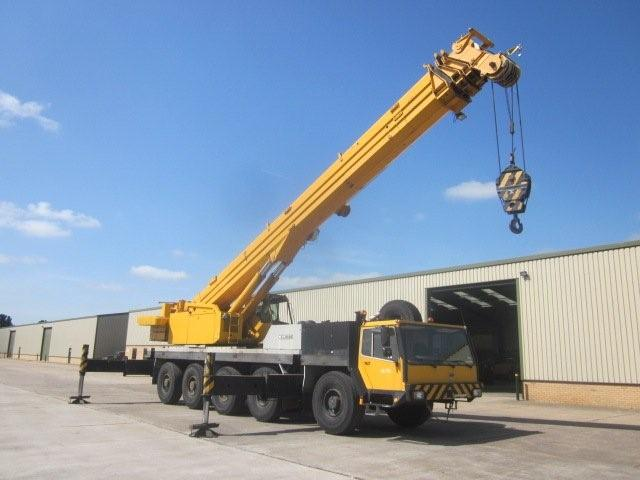 Mobile Crane Inspector Salary : Liebherr ltm t all terrain mobile crane for sale