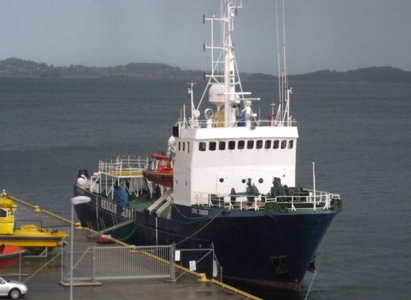 Offshore multipurpose Rescue vessel  for sale