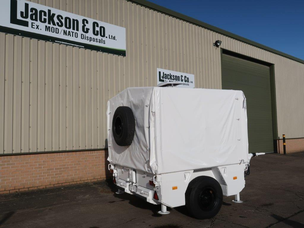 Karcher TFK 250 army mobile field kitchen trailer for sale