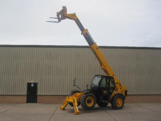 WAS SOLD JCB 540-140 teleporter