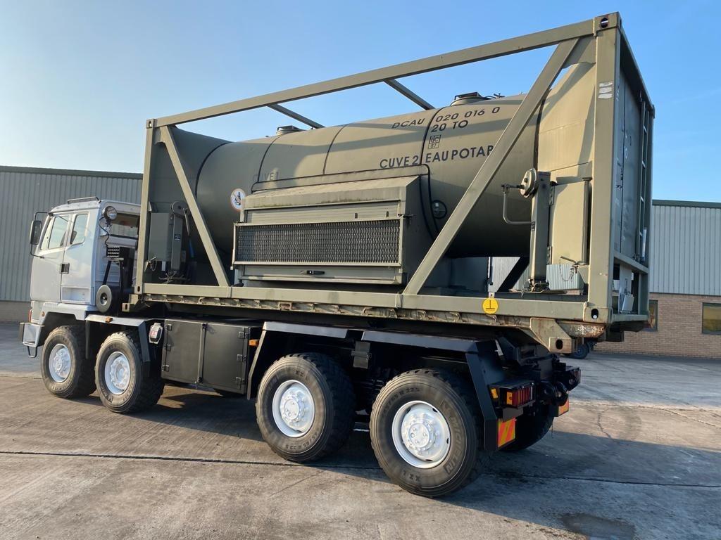 Leyland Daf 8x6 drops tanker truck for sale