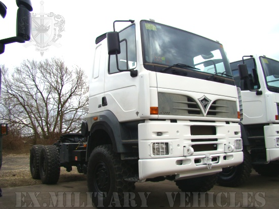 WAS SOLD FODEN ALPHA 3000  Tractor Truck