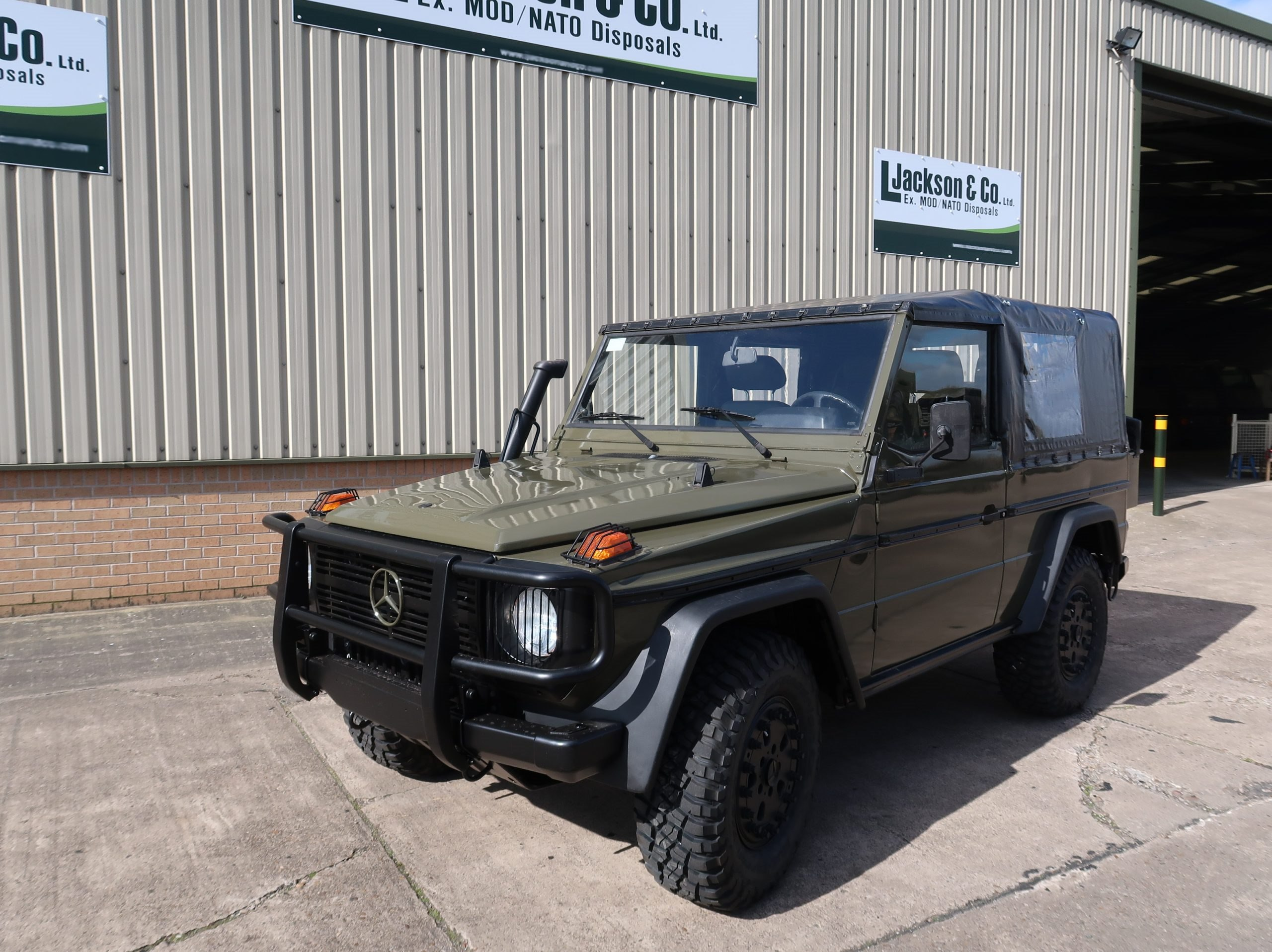 Mercedes G Wagon 250 4X4  for sale