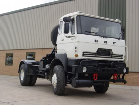 WAS SOLD Daf 2300 4x4 LHD tractor truck
