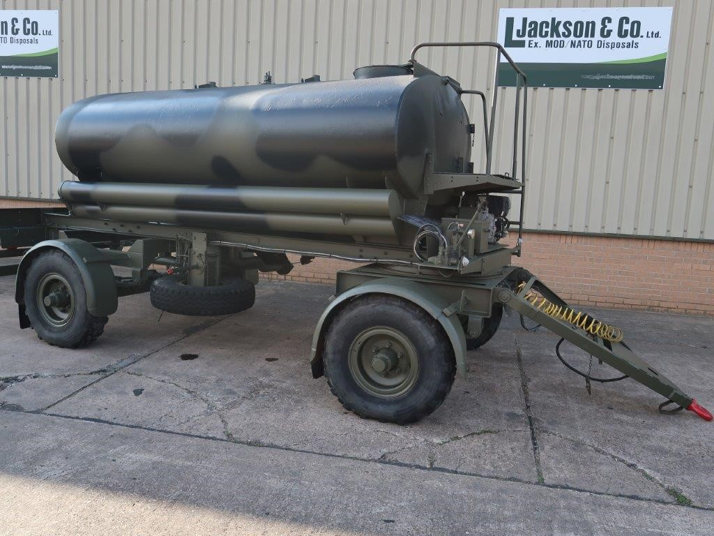 Oldbury Dust Suppression Water Tanker | used military vehicles, MOD surplus for sale