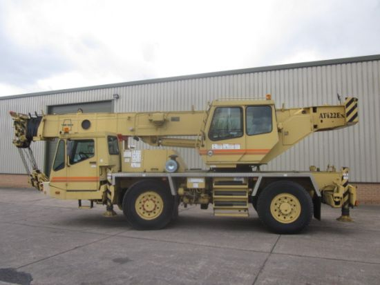 Grove AT422 EX all terrain crane | used military vehicles, MOD surplus for sale