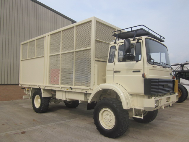Iveco 110 - 16 4x4 lube, service truck  for sale . The UK MOD Direct Sales