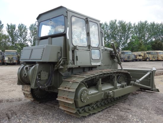 Caterpillar D6D ex army dozer | used military vehicles, MOD surplus for sale