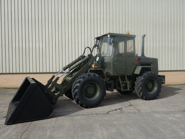Volvo 4200 Loader | used military vehicles for sale