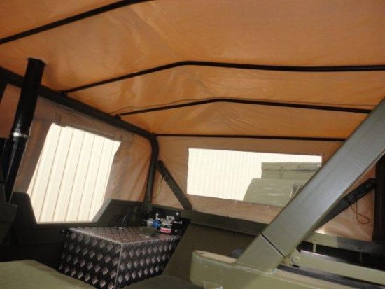 Hagglund Bv206 Soft Top (Front) & Hard Top (Rear)   used military vehicles, MOD surplus for sale