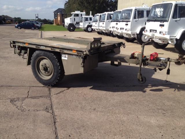 WAS SOLD Penmann GT3500 cargo trailer