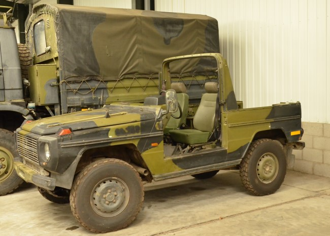 Ex Military Mercedes G Wagon For Sale >> Mercedes Benz 240 G Wagon - SWB EX.MOD direct sales