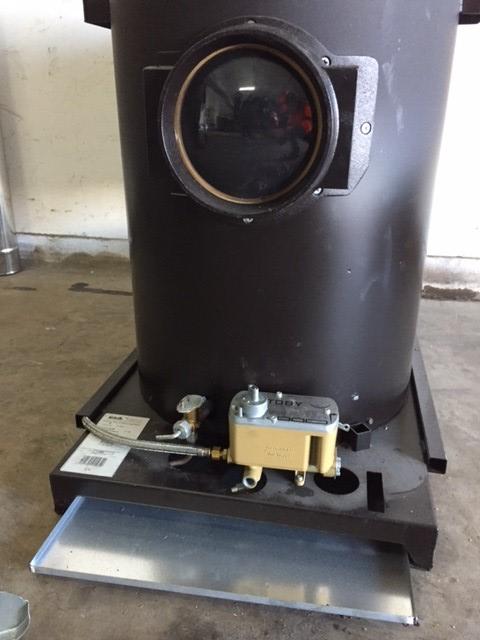 Deville - Multi Fuel Heater   used military vehicles, MOD surplus for sale
