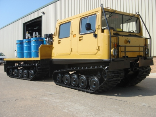 Hagglund BV206 Lube unit for sale | military vehicles