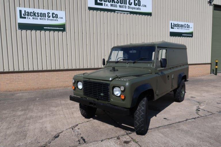 Land Rover Defender 110 RHD Hard top for sale