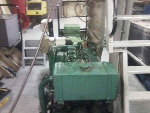 Utility  vessel | used military vehicles, MOD surplus for sale