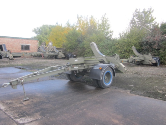 SOLD King mat carrier trailer | used military vehicles, MOD surplus for sale