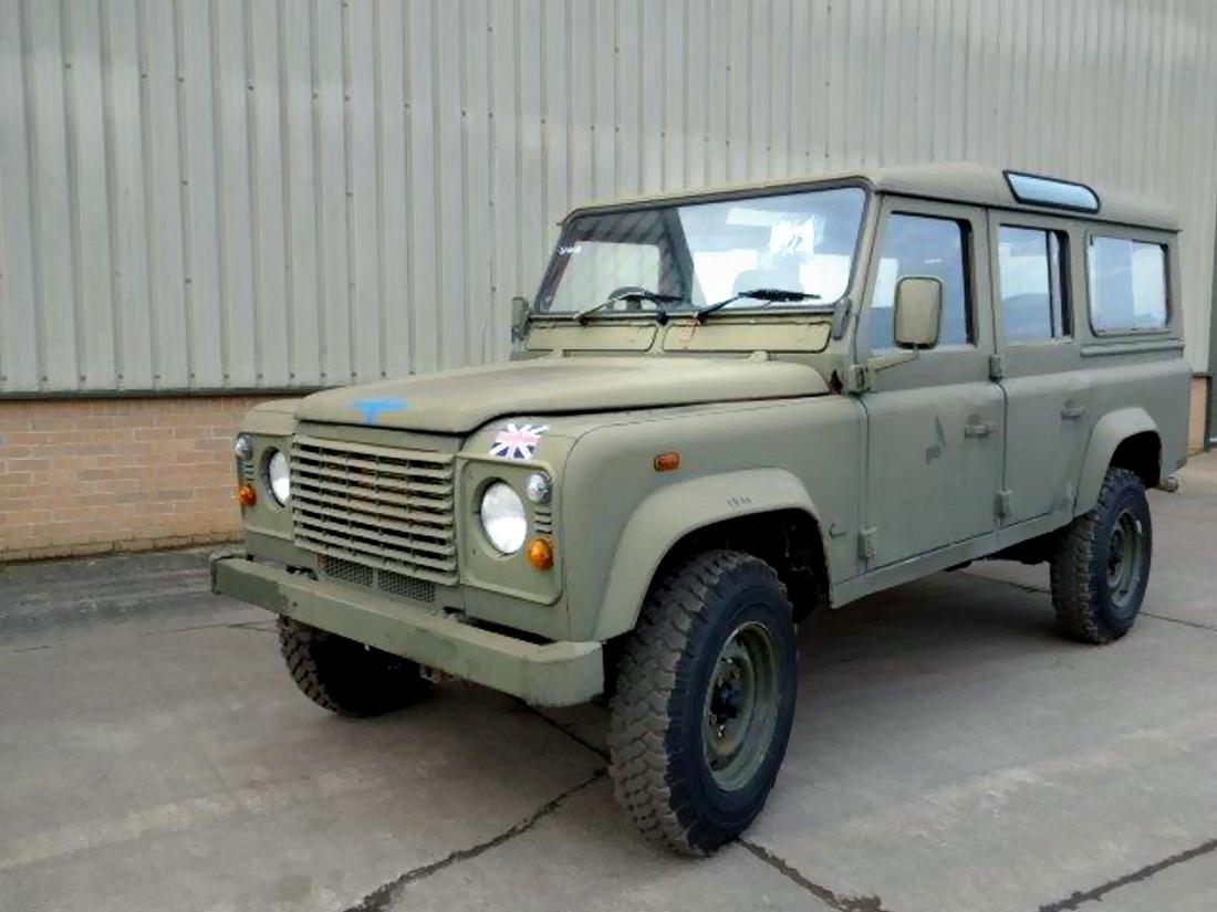 Land Rover Defender 110 RHD Station Wagon